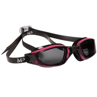 Lunette de compétition MP XCEED Smoke /  Pink / Black