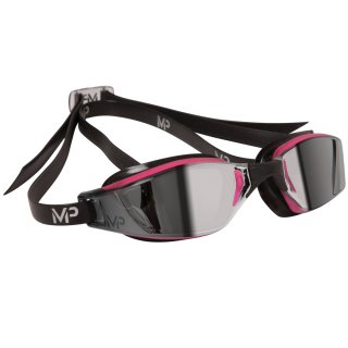 Lunette de compétition MP XCEED MIRROR Pink / Black