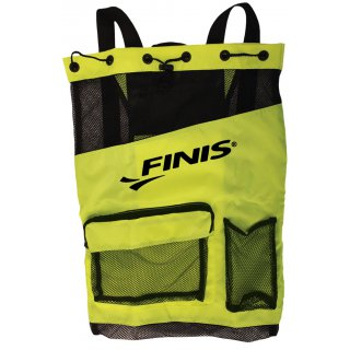 Ultra Mesh Bag Filet Finis Back Pack Green/Black