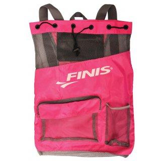 Ultra Mesh Bag Filet Finis Back Pack Pink/Gray