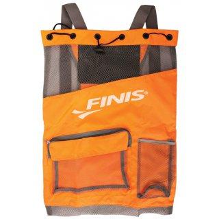 Ultra Mesh Bag Filet Finis Back Pack Orange/Gray