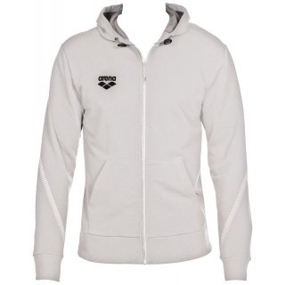 Veste Zippée Arena TL HOODED JACKET White