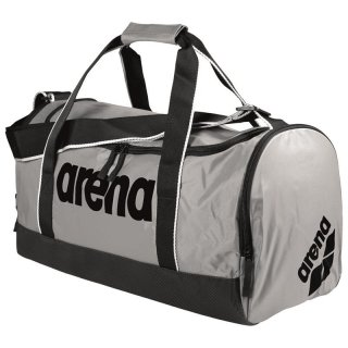 Sac de Sport Arena Spiky Medium Silver