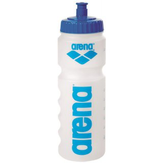 Water Bottle Arena GRIP Clear Blue