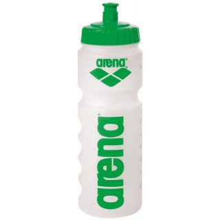 Water Bottle Arena GRIP Clear Green