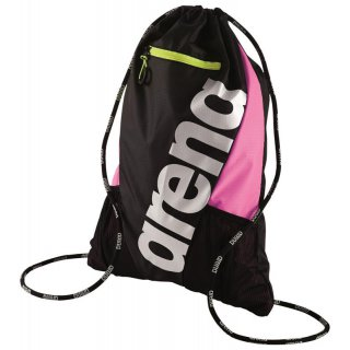 FAST SACKPACK Black / Pink