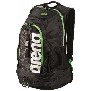 Arena Fastpack 2.1 X-PIVOT Black / Fluo Green