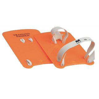 Handpaddle Medium Malmsten Orange