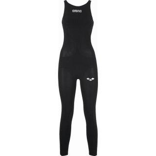 Combinaison de natation Eau Libre Femme Arena Powerskin R-Evo+ Open Water Dos fe