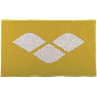 Serviette de bain Arena HICCUP Yellow Star / White