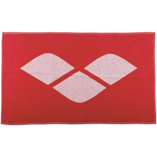 Serviette de bain Arena HICCUP Red / White