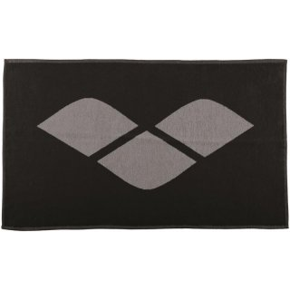 Serviette de bain Arena HICCUP Black / Grey
