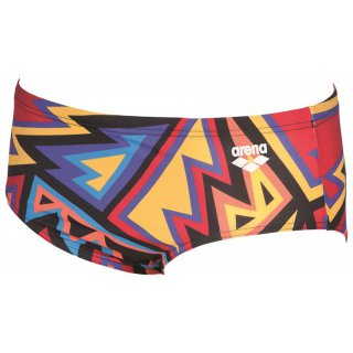 Maillot de bain Arena Homme TULUM Brief Black multi