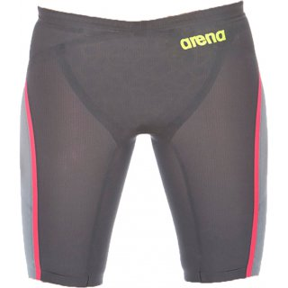 Combinaison de natation Homme Arena CARBON Dark Grey Fluo Yellow