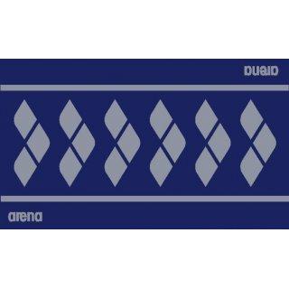 Bleu Foncé / Gris