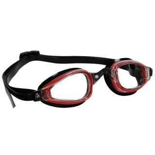 Lunette de compétition MP K180 Red / Black Clear