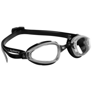 Lunette de compétition MP K180 Silver / Black Clear