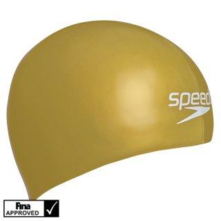 Bonnet Coque de Natation Speedo FASTSKIN GOLD / BLACK