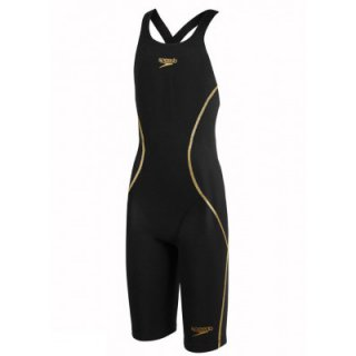 Speedo Fille LZR Racer X Black / Gold