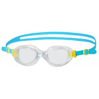 Speedo FUTURA CLASSIC Junior  Clear / Blue