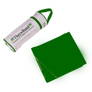 Thera-Band BANDE LATEX 2.5m Green