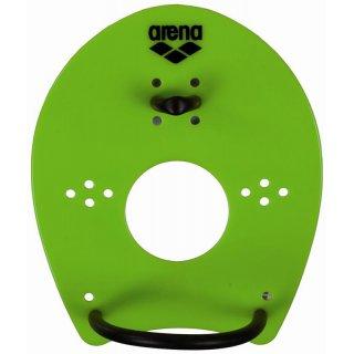 Elite Hand Paddle Acid Green