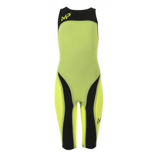 Combinaison de natation Femme MP X-PRESSO Yellow / Black