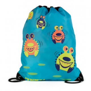 Filet de natation, Maru SPIKEY MONSTER Turquoise