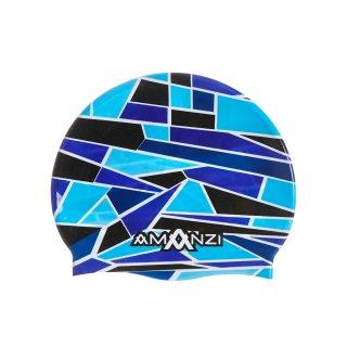Bonnet Silicone de Natation Amanzi ARTIC BLAST