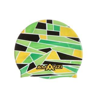 Bonnet Silicone de Natation Amanzi CHAOS