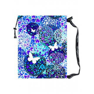 Mesh Bag, Filet d'entrainement Amanzi BUTTERFLY KISSES