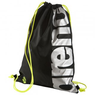 Arena FAST SWIMBAG Black / Fluo Yellow / Silver