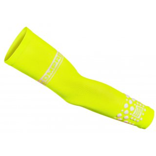 Compressport ARMFORCE FLUO Yellow