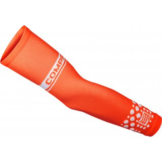 Compression Sportive Compressport ARMFORCE FLUO Orange