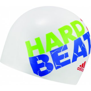 "Adidas SLOGAN CAP ""Hard 2 Beat"" White"