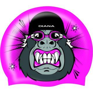 Bonnet de natation Diana Kong