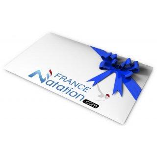 Chèque Cadeau France Natation 300€