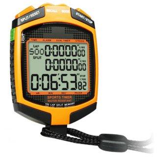 Chronomètre IHM 500 mémoires - Etanche IP67 / 3ATM 0372