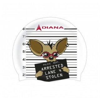 Bonnet Silicone de Natation Diana CRIMINAL