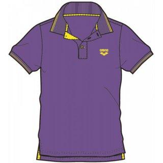 Polo Arena CYDER Agata Violet / Yellow Star