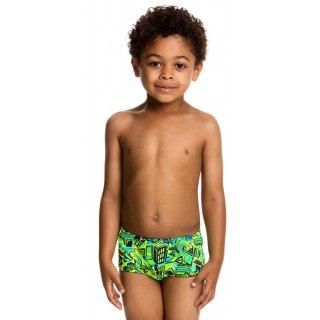 Maillot de bain Funky Trunks Enfant Garçon PETROL PANTS