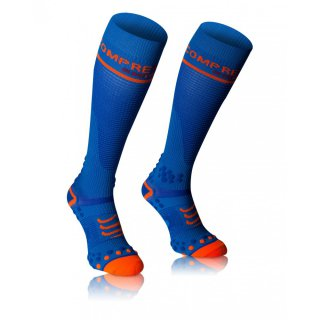 COMPRESSPORT FULL SOCK V2.1 Bleu