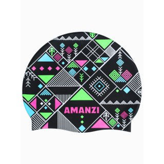 Bonnet Silicone de Natation Amanzi HARVEST