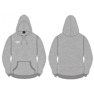 Sweat à capuche Speedo HOODY Grey