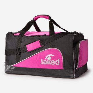 Sac de Sport Jaked NEPTUNE Black / Pink