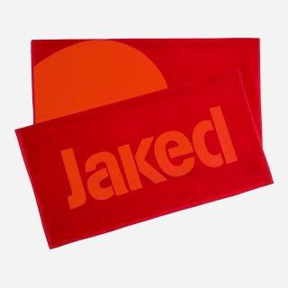 Serviette de bain JAKED Logo Rosa