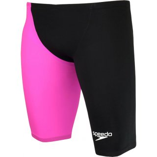 Speedo Homme LZR Elite 2 Black / Pink