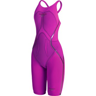 Speedo Lzr Racer X Dos Ouvert Purple / Gold