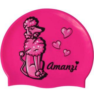 Bonnet Silicone de Natation Amanzi PUPPY LOVE