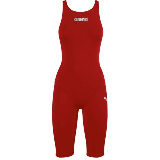 Combinaison de natation Fille Arena POWERSKIN ST FULL BODY Rouge